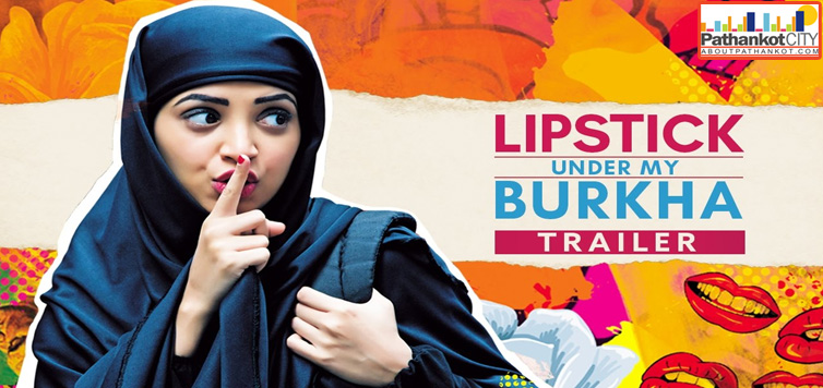 Lipstick under my burkha online movie