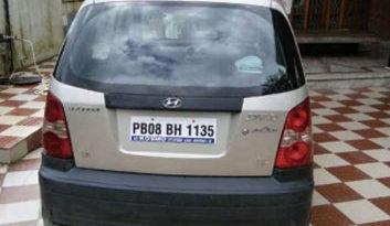 Hyundai Santro Xing Gl Lpg 2009 Petrol