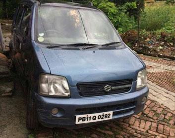 Maruti Suzuki Wagon R Diesel 98000 Kms 2002 Year