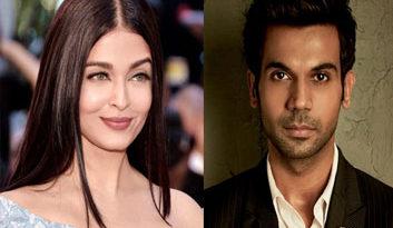 Rajkummar Rao to Romance Aishwarya Rai Bachchan in 'Fanney Khan'