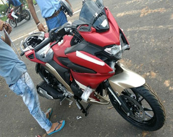 Yamaha Launches Fazer 250 in India