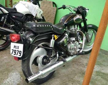 1979 Royal Enfield Bullet 16000 Kms