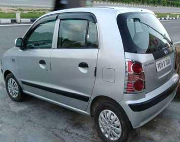 2009 Hyundai Santro Petrol 67000 Kms