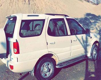 2012 Tata Safari Diesel 50000 Kms