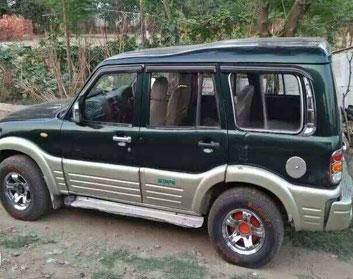 Mahindra Scorpio Diesel 130000 Kms