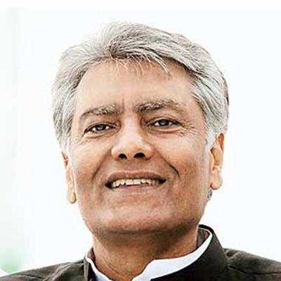 Sunil Jakhar Pathankot