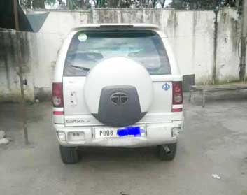Tata Safari Diesel 80000 Kms 2003 Year