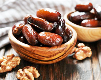 Ways to Include Dates in your Routine