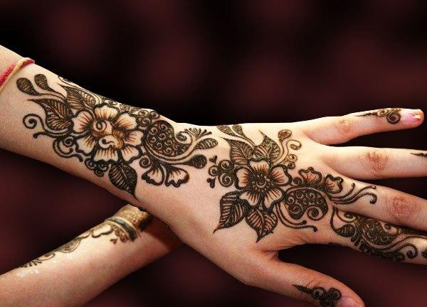 Mehndi Ke Tattoo : Mehndi designs karwa chauth latest free download images