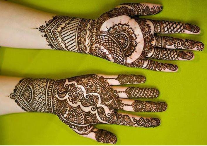 Mehndi Designs Karwa Chauth 2017 Latest Free Download Images