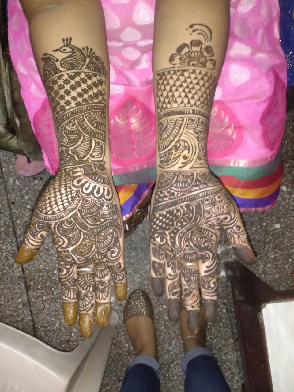 Mehndi Designs Karwa Chauth 2017 Latest Free Download