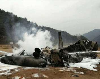 अमेरिका में निरीक्षण कार्य में लगा हेलीकॉप्टर दुर्घटनाग्रस्त