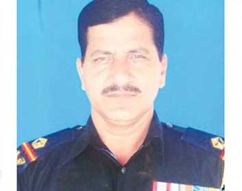Hawaldar Jagdish Chand