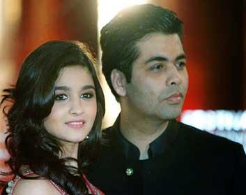 Karan Johar Wants to Apologise To Alia Bhatt