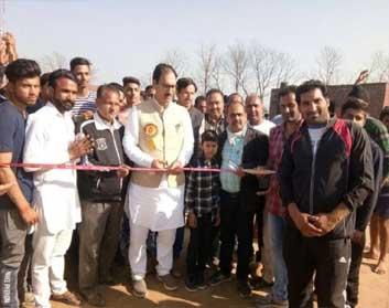कलीजपुर ने जीता ओपन वालीबॉल टूर्नामेंट