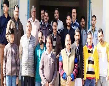 जम्मू कश्मीर के आर्मी बिग्रेड के आवासों में हुए हमले की निंदा की