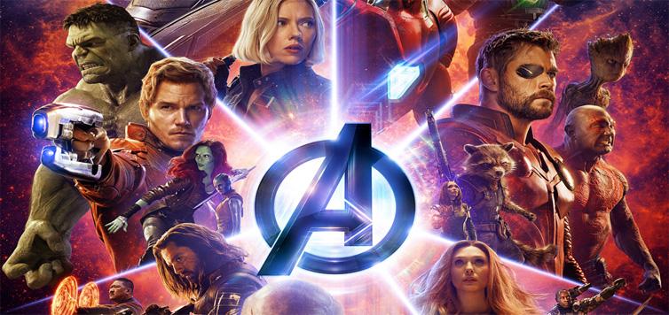 Avengers Infinity War Movie Pathankot PVR Cinemas Timings ...