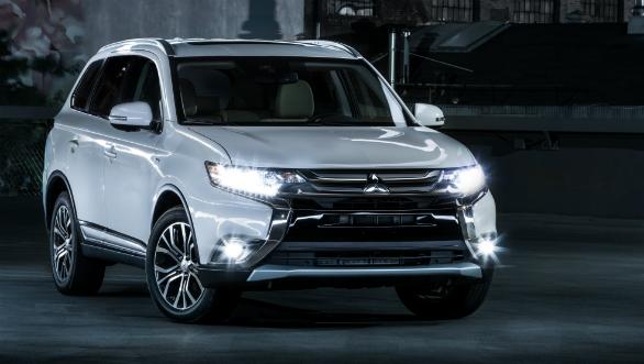 Outlander SUV 2018
