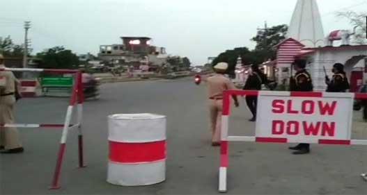 Three Suspicious Armed Men Seen Near Pathankot Air Base