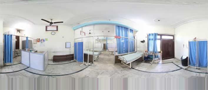 City Hospital And Trauma Center