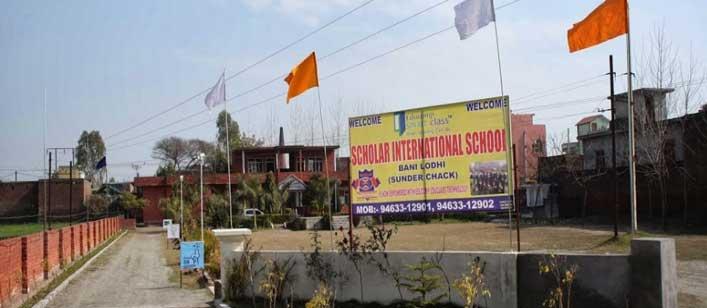 Scholar International School