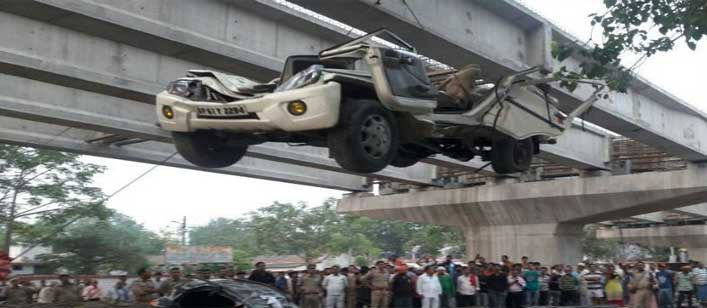Varanasi Flyover Collapse