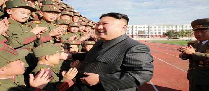 कोरिया के दोस्त और दुश्मन