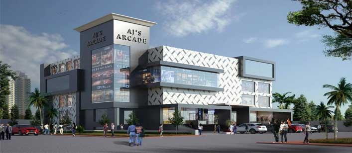 AJ'S Arcade Mall