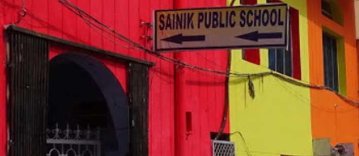 Sainik Public School