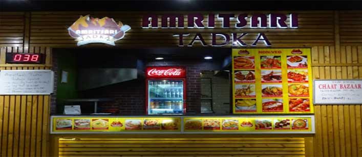 Amritsari Tadka