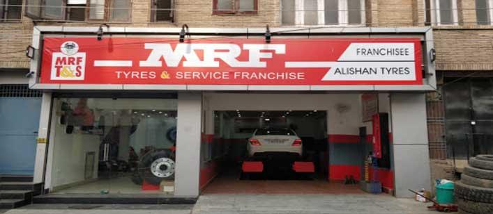 MRF T&S