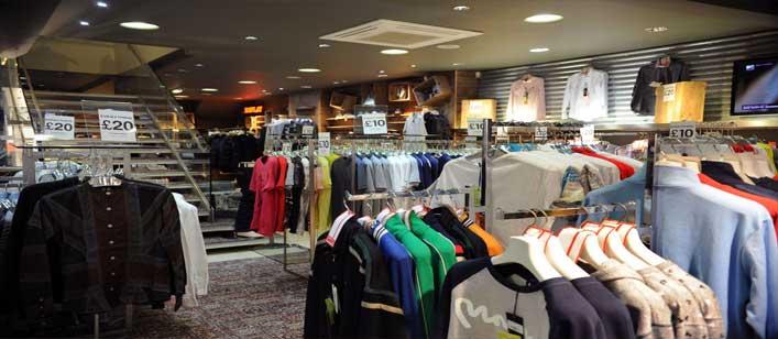 Goldy Garment Shop