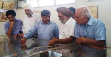 केंद्र की टीम ने शाहपुरकंडी बांध परियोजना का किया दौरा