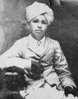 Shaheed Bhagat Singh Childhood Pic