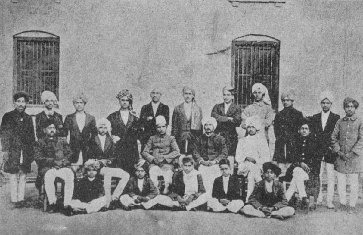 Shaheed Bhagat Singh Group Photo