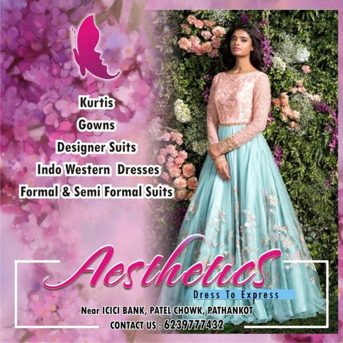 Aesthetics Pathankot Boutique