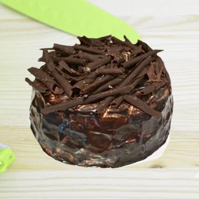 Chocolate Truffle Cake 1kg Eggless