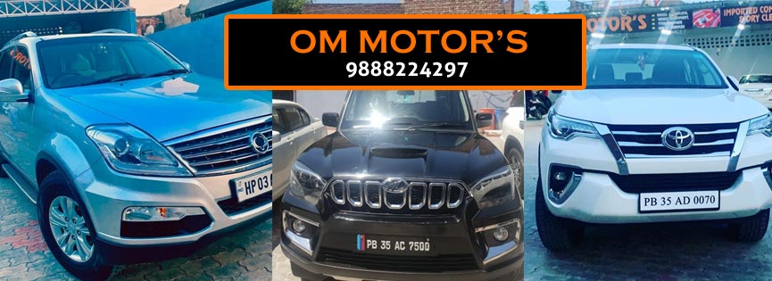 om motors garage pathankot