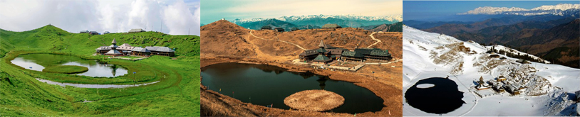 Prashar lake
