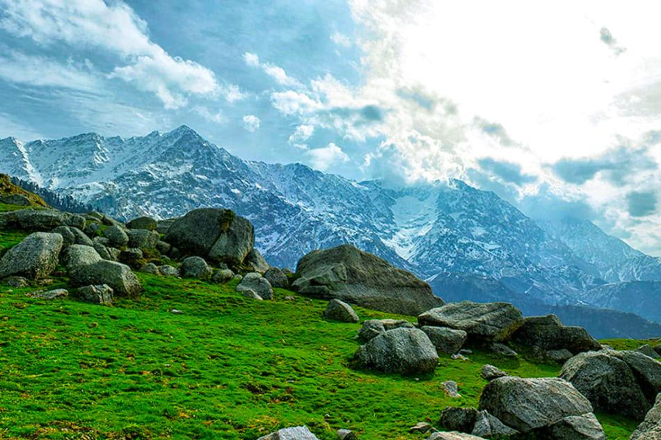 dhauladhar range