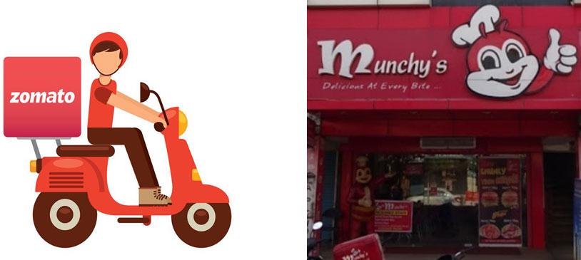 Zomato Munchy's