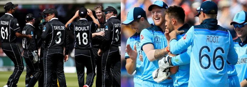 England vs NZ