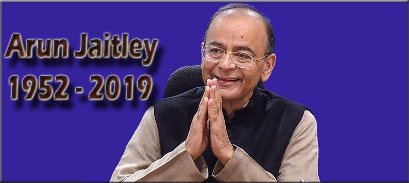 Arun jaitley BJP