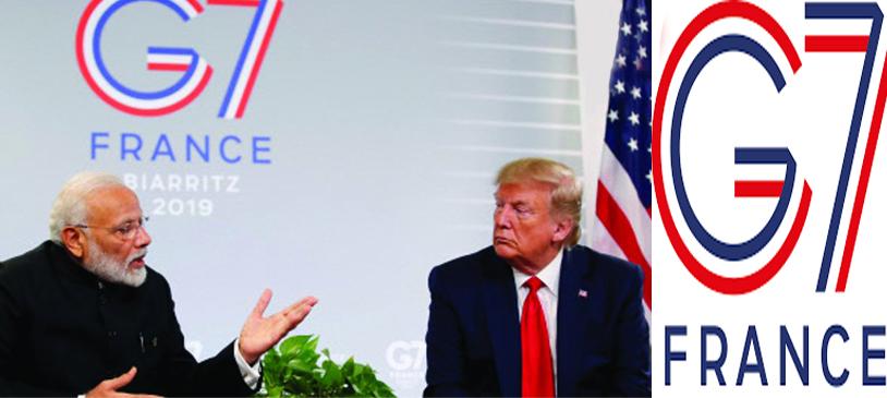 G7-summit France