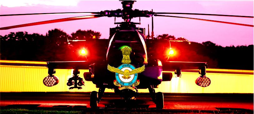 Pathankot Rajnath Singh Apache