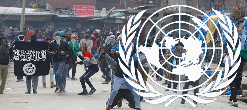 UNSC on Kashmir