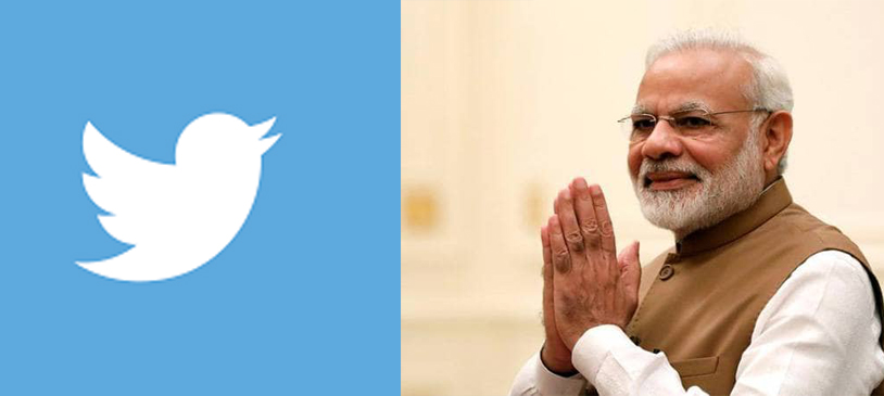 Narendra Modi Followers on Twitter