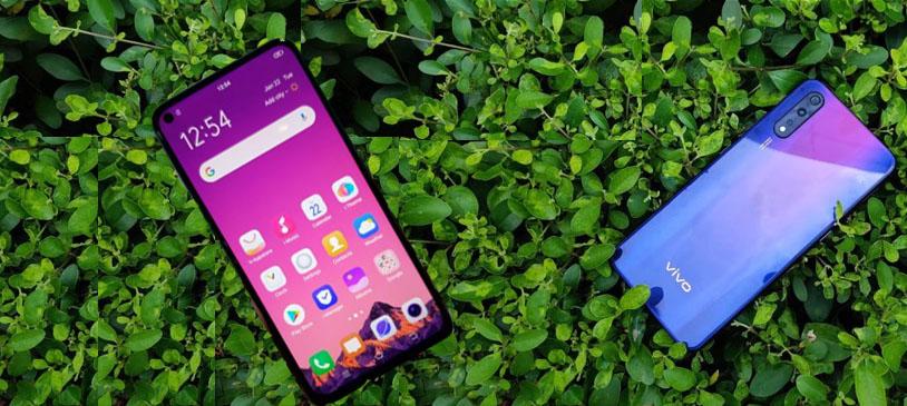 Smartphones vivoz1x