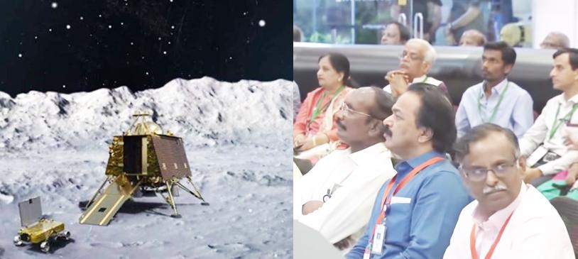 chandrayaan-2 orbiter lander