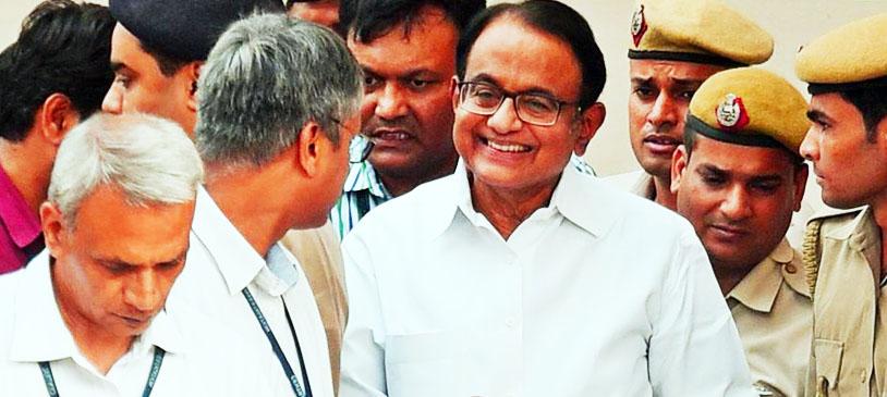 chidambaram INX media